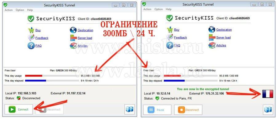 Securitykiss скачать программу